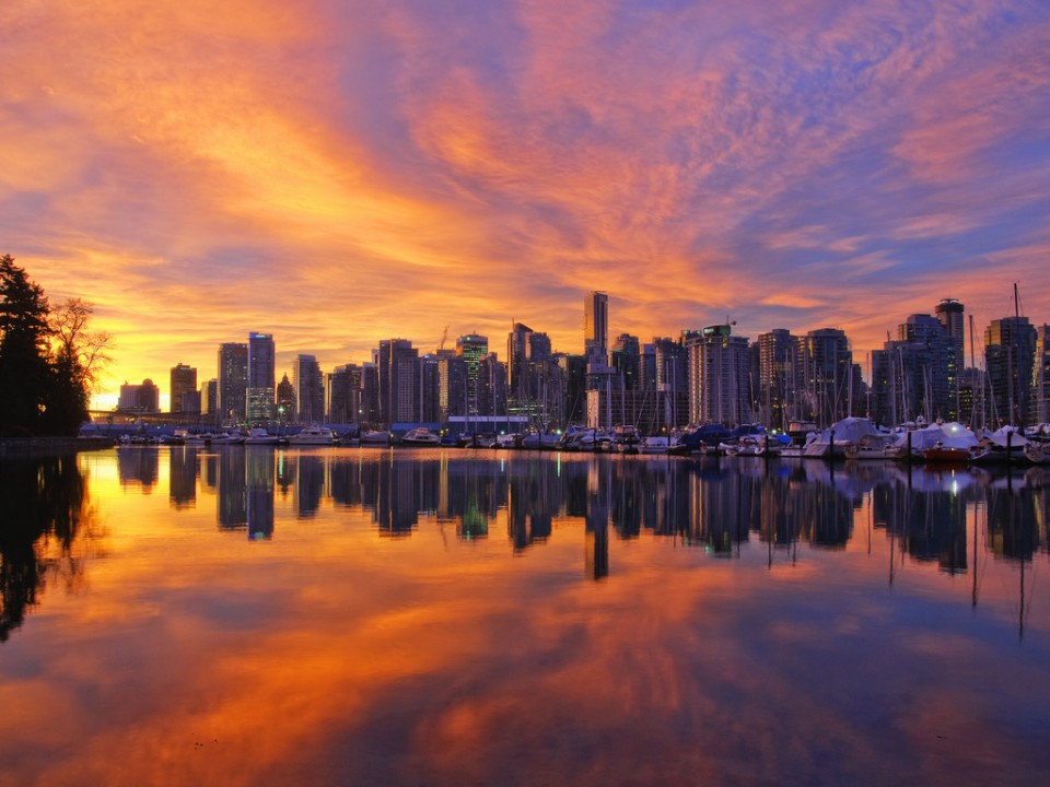 Vancouver Skyline - Renewable Cities