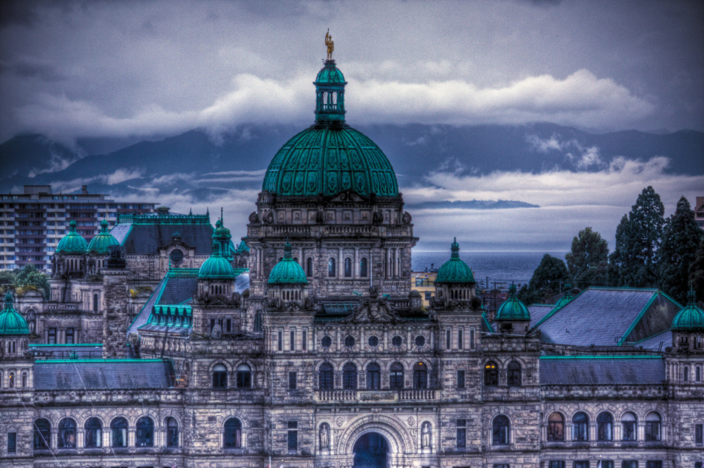 British Columbia's legislature