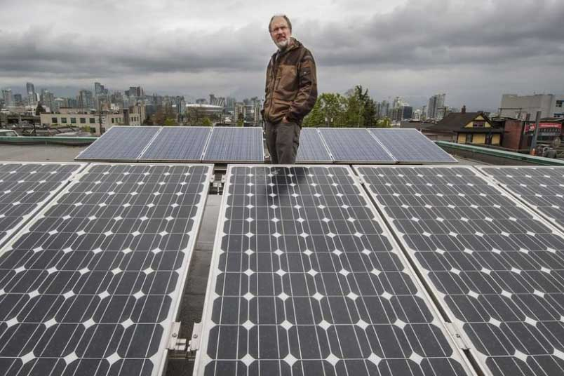 Op-ed: Can Vancouver achieve 100-per-cent renewable energy?