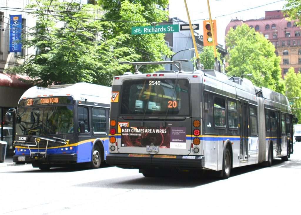 ELECTION CALL FOR PERMANENT FUNDING & ELECTRIFICATION OF TRANSIT