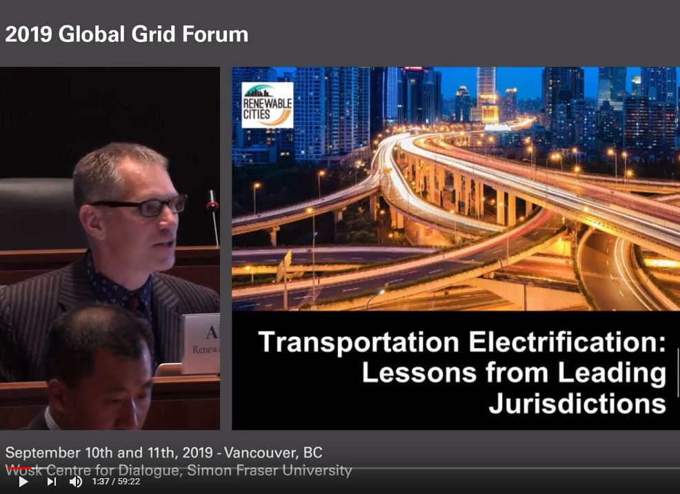Event Highlights: Electrifying Personal Transportation