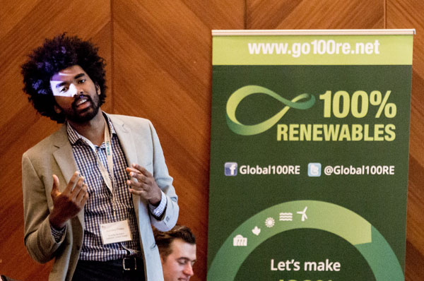 The Front Line of Energy: Ashoka Finley, Energy Solidarity Cooperative