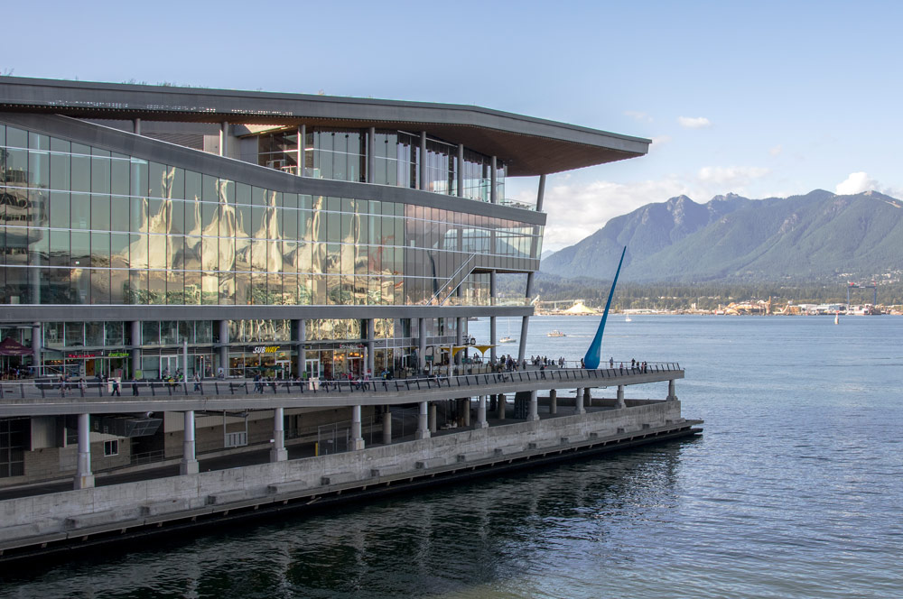 Vancouver Convention Centre, GLOBE 2016 and Renewable Cities