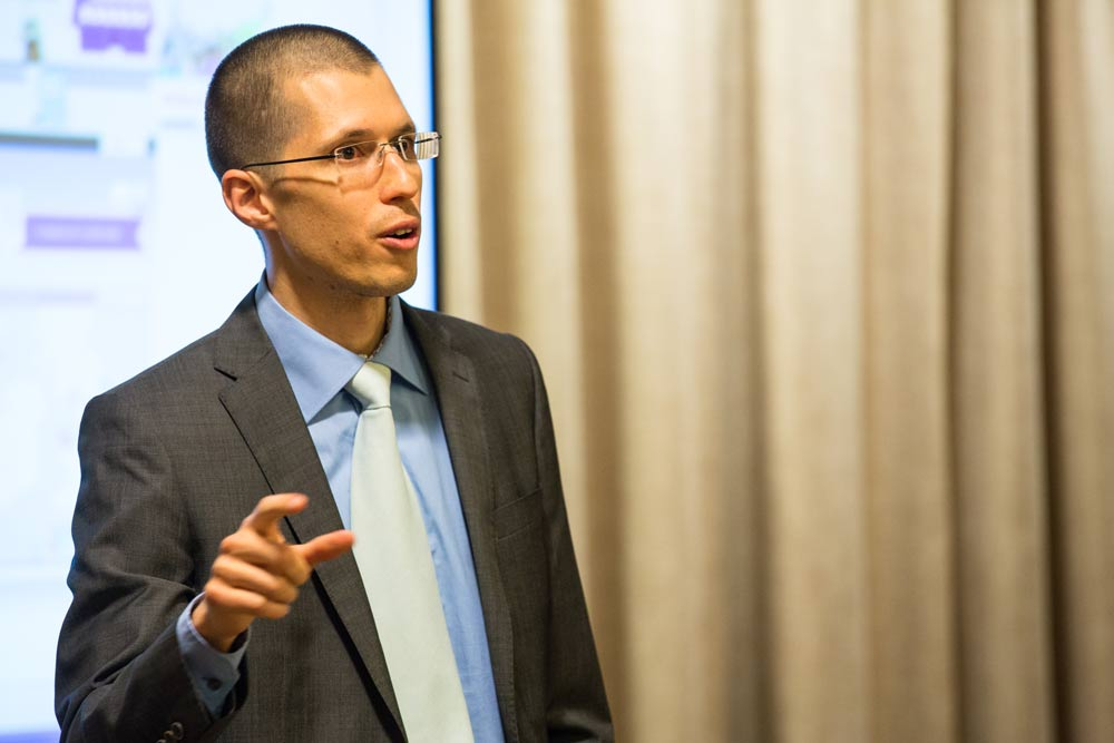 The Front Line of Energy: Zachary Shahan, CleanTechnica