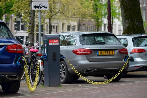 The Netherlands and Electric Vehicles: A Policy Model for the World